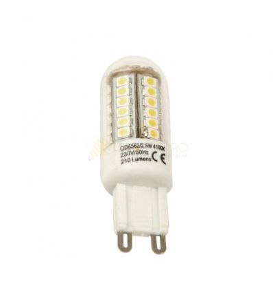 BEC LED G9 2.5W 4100K ODO
