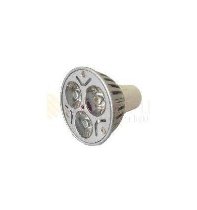 BEC LED GU10 3W 4100K ODO