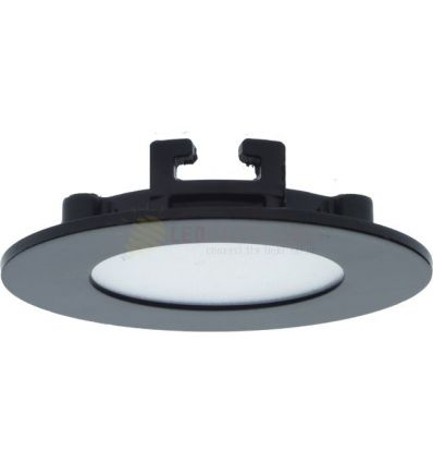 SPOT LED 3W SLIM ROTUND RAMA WENGE
