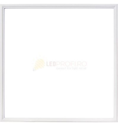 PANOU LED 48W 600x600 MM RAMA ALBA