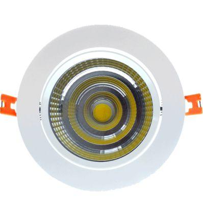 SPOT COB LED 20W ROTUND MOBIL