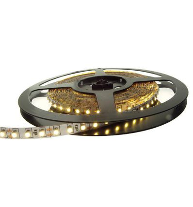 BANDA LED 120 x 3528 9.6W IP20 WW