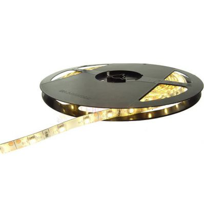 BANDA LED 60 X 3528 4.8W IP65 WW