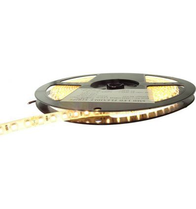 BANDA LED 120 x 3528 9.6W IP65 WW