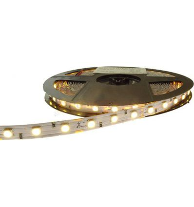 BANDA LED 60 x 5050 14.4W IP20 WW