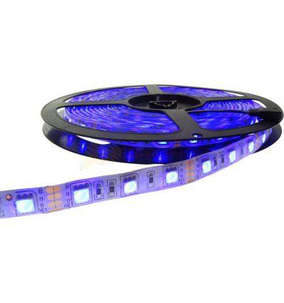 BANDA LED 60 x 5050 14.4W IP65 RGB