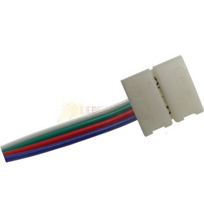 MUFA LEGATURA BANDA RGB SI CONTROLER 10mm