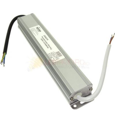 TRANSFORMATOR BANDA LED 12V 60W IP67