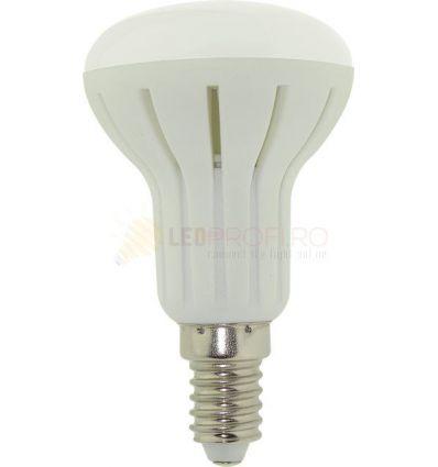 BEC CU LED ALB CALD 3W E14 SPOT R50