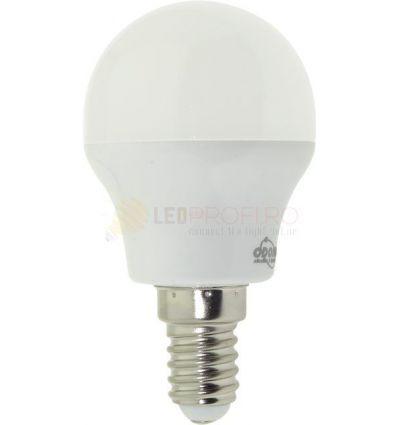 BEC LED SFERIC E14 3W G45 2700K ODO
