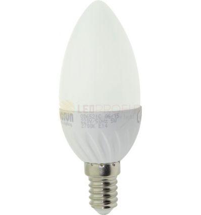BEC LED E14 5W LUMANARE ODOSUN