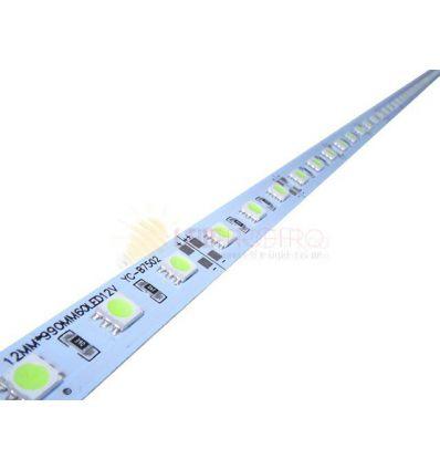 BARA RIGIDA CU LED 5050 14.4W IP20 ALB RECE