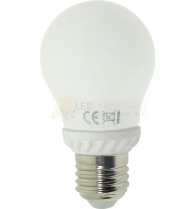 BEC LED E25 7W GLOB 360 GRADE