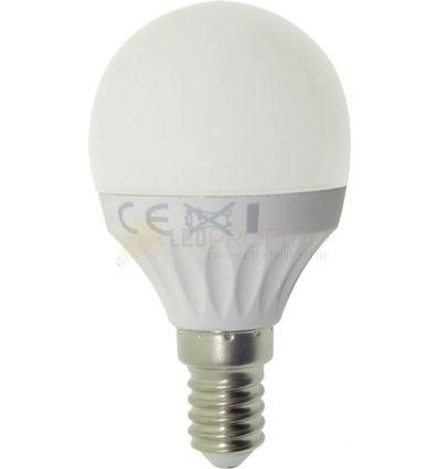 BEC LED E14 7W SFERIC G45 270 GRADE