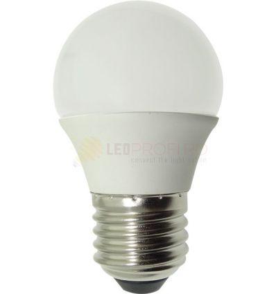 BEC LED E27 5W SFERIC G45 270 GRADE