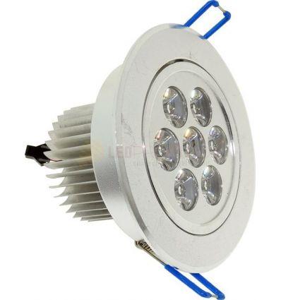 SPOT LED INCASTRABIL 7X1W 220V