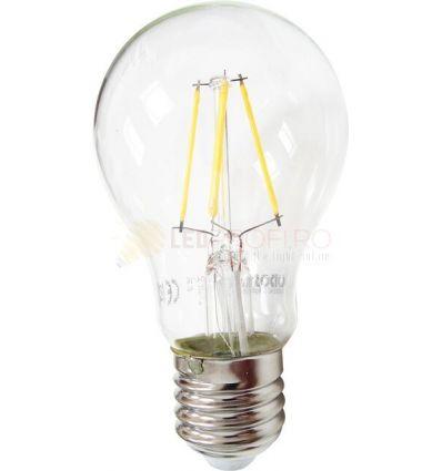 BEC LED FILAMENT E27 4W ALB CALD