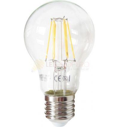 BEC LED FILAMENT E27 8W ALB CALD