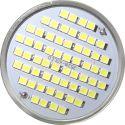 BEC LED GU10 5W 60x3528 220V