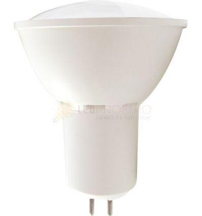 BEC LED GU5.3 MR16 6W 220V ALB RECE