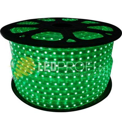 BANDA LED VERDE 60X5050 230V