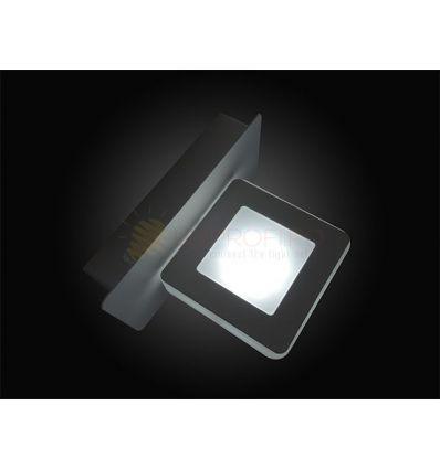 CORP ILUMINAT LED 3W PATRAT 7933