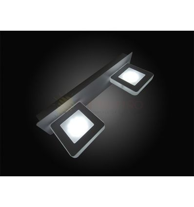 CORP ILUMINAT LED 6W PATRAT 7933