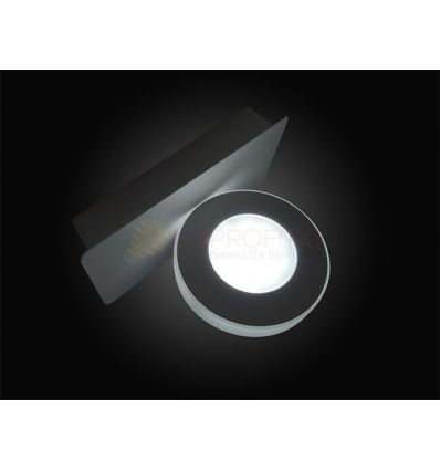 CORP ILUMINAT LED 3W ROTUND 7952