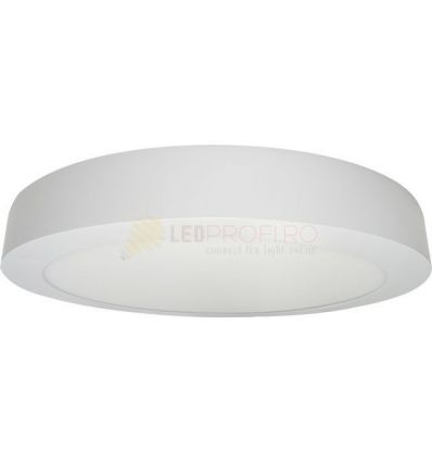 APLICA LED 24W ROTUNDA ALB RECE ECO