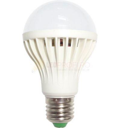 BEC LED E27 7W 12V ALB RECE