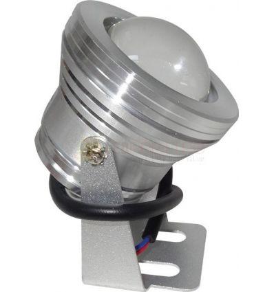 SPOT LED 10W IP65 ALB CALD 12V