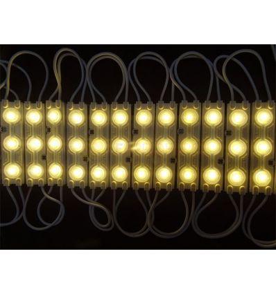 SET MODULE LED CU LUPA 3x5730 SMD - 20 BUC