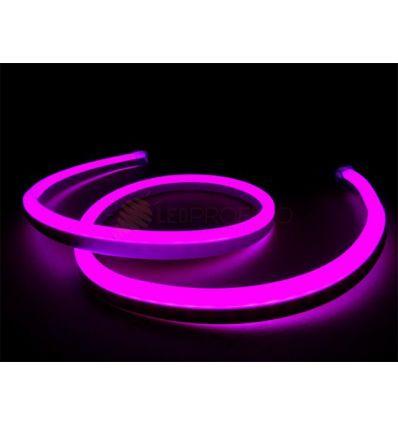 TUB LED NEON FLEX MAGENTA 4.8W/M IP65 230V