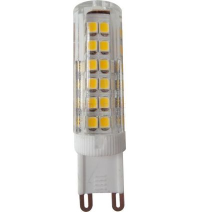 BEC LED G9 7W ALB RECE / ALB CALD