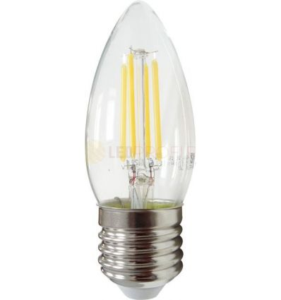 BEC LED FILAMENT E27 4W ALB NATURAL C35
