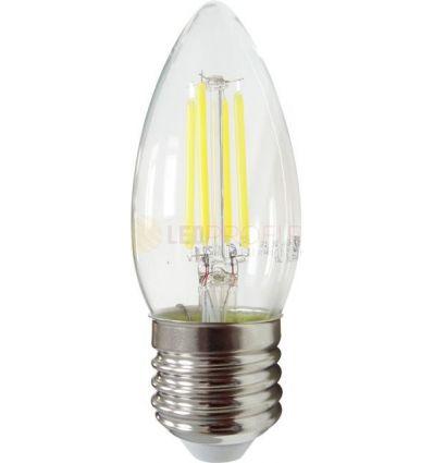 BEC LED FILAMENT E27 4W ALB RECE C35