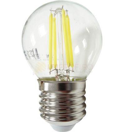 BEC LED FILAMENT E27 4W ALB RECE G45