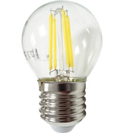 BEC LED FILAMENT E27 4W ALB NATURAL G45