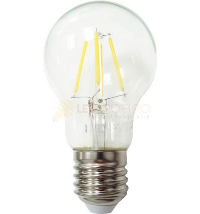 BEC LED FILAMENT E27 4W ALB NATURAL A60