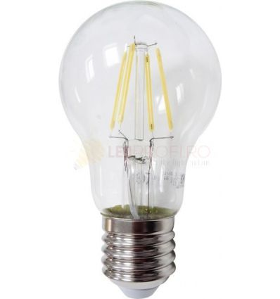 BEC LED FILAMENT E27 6W ALB NATURAL A60