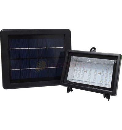 KIT PROIECTOR LED 2.5W CU PANOU SOLAR