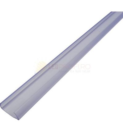 PROFIL PLASTIC 100CM PENTRU BANDA LED 230V