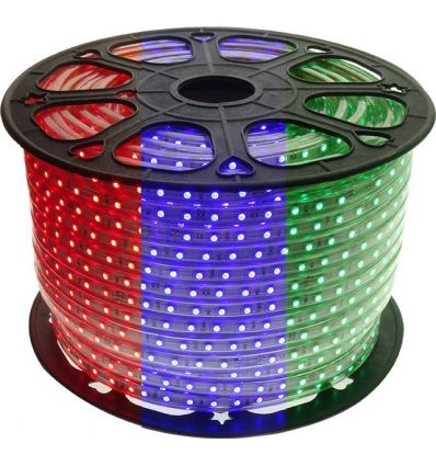 BANDA 60 LED 14.4W RGB 230V