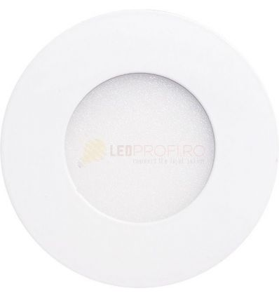 SPOT LED 3W ROTUND SLIM RAMA ALBA