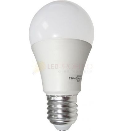 BEC LED E27 8W GLOB A60 270 GRADE ALB RECE