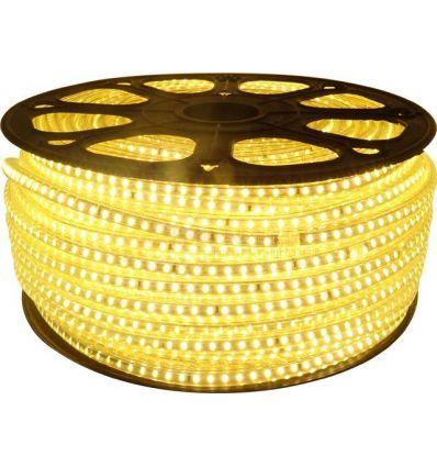 BANDA LED 220V 120x3014 12W ALB CALD