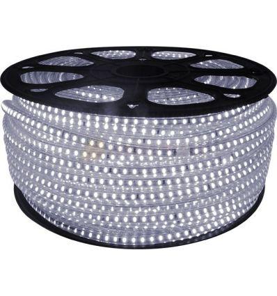 BANDA LED 220V 120x3014 12W ALB RECE