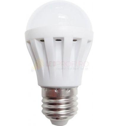 BEC CU LED 3W E27 ALB RECE