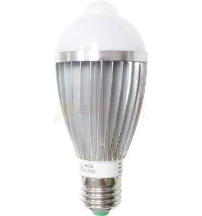 BEC LED 7W E27 CU SENZOR