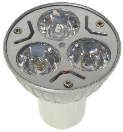BEC LED GU10 3W 6400K R50 ODO